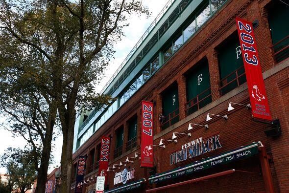 Desde las ventanas de los sitios más emblemáticos de Boston los bostonia...