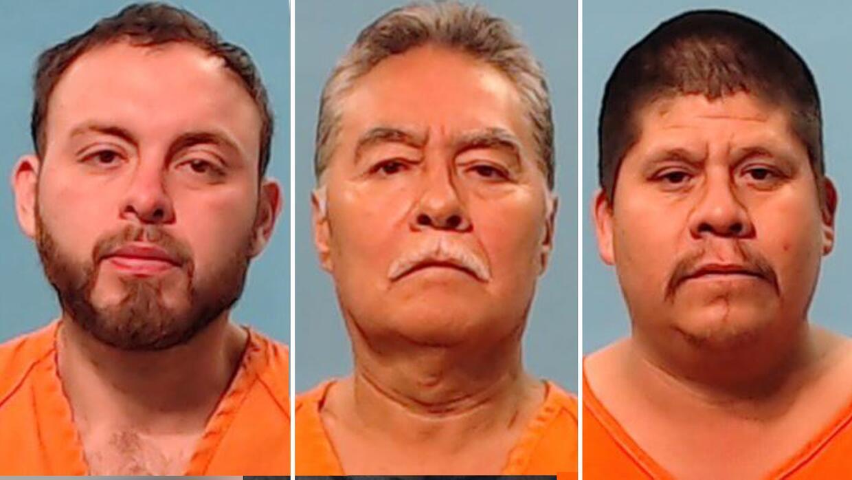 Jesús Carlos Rueda, Herminio Leija y Ramiro Rivera enfrentan cargos por...