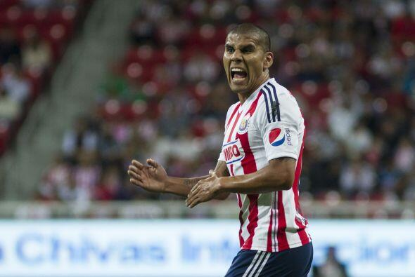 """Carlos Salcido se expresó recientemente sobre el arbitraje: """"El futbol m..."""