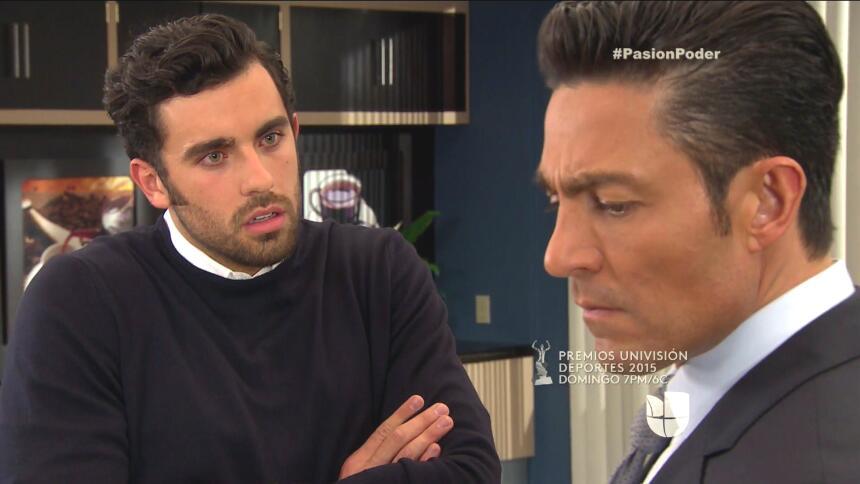 ¡David descubrió el amor entre Julia y Arturo! 446064E844D34CA0951F5178E...