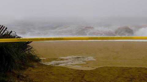 Niño murió ahogado en la playa por falta de supervisi&oacu...