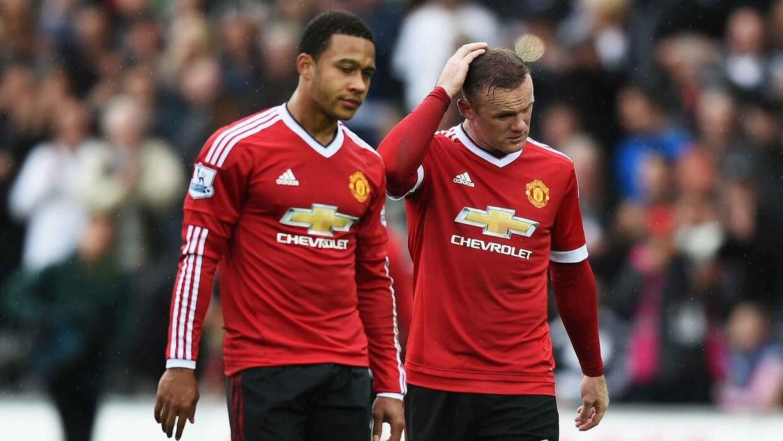 Swansea provoca el primer revés del United