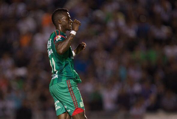 Franco Arizala, el atacante colombiano regresó a los Jaguares de...