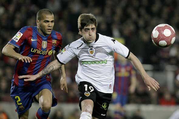 Para la fecha 26 de la Liga española el Barcelona, ya sin el liderato de...