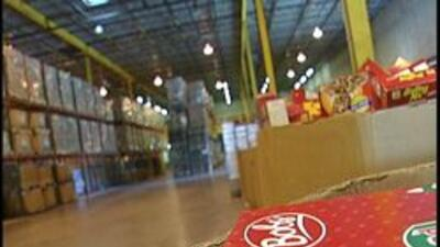 Banco de alimentos en Tucson