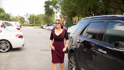 En fotos: Así fue el último día de María Elena Salinas en Univision