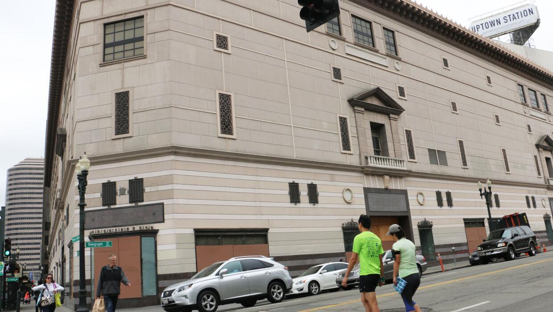 El edificio que acaba de comprar Uber en el centro de Oakland