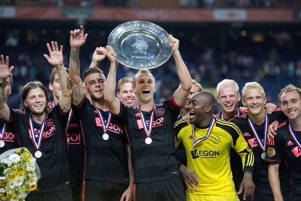 El Steaua Bucarest rumano, el Ajax de Holanda y el Celtic de Escocia son...