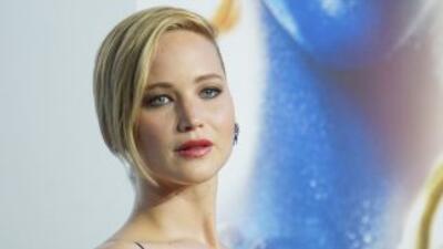 Se publicaron fotografías muy íntimas de la actriz Jennifer Lawrence.