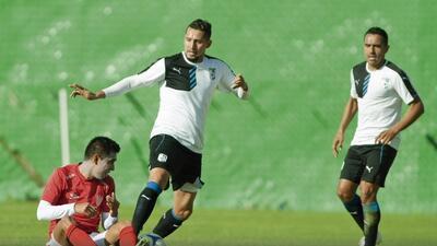 Querétaro goleó 5-1 a Necaxa en amistoso