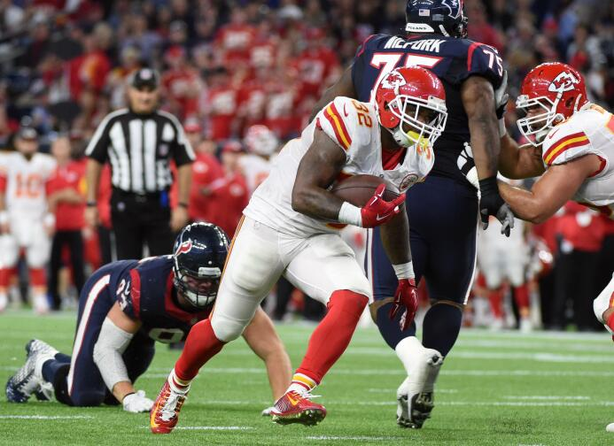 Kansas City Chiefs vencieron 30-0 a Houston Texans para avanzar a Playof...