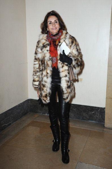 Así como Tilda, Naty Abascal es otro monumento fiel a la moda. Invadió...