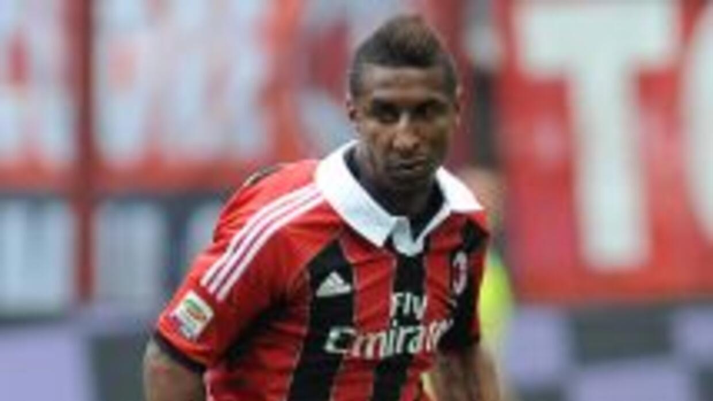 Constant recordó lo ocurrido con Boateng, también jugador del Milan, qui...
