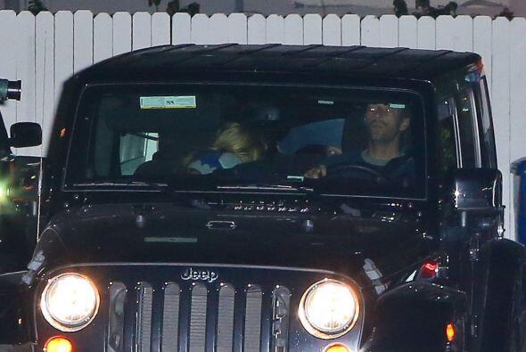 El pasado domingo 25 de enero Chris Martin se reunió con su ex mu...
