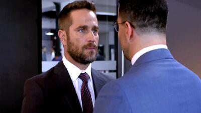 León no pudo ocultar su odio contra Johny tras saber que lo traicionó con Lucía