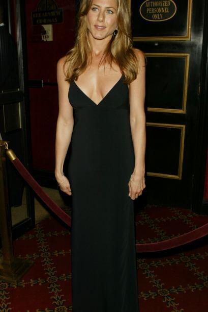 Para tener esa figura tan conservada, Aniston se ha inclinado por practi...