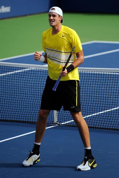 Isner buscará derrotar a Andy Murray para mantener la presencia local en...
