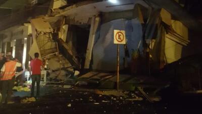 En Fotos: Fuerte terremoto en el sur de México de magnitud 8.2 se siente en la capital