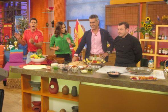 Estos expertos culinarios nos regalaron algunos tips para deleitar a tod...