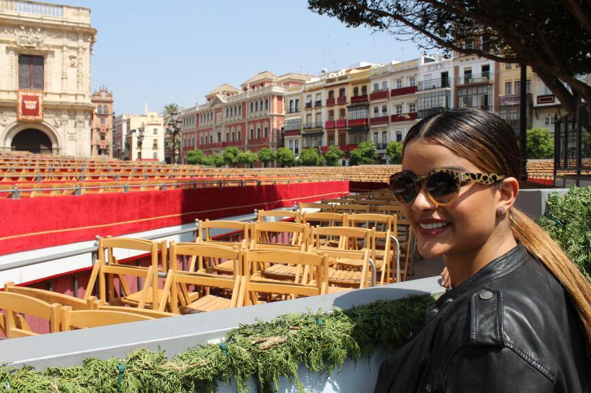Estas son las fotos más bellas de Clarissa Molina en Sevilla IMG_4355.JPG