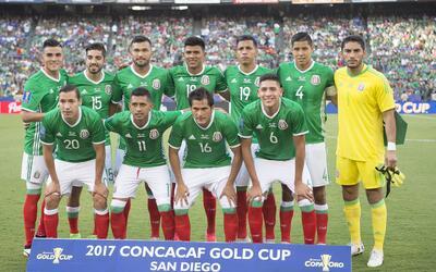 Mexico ante El Salvador