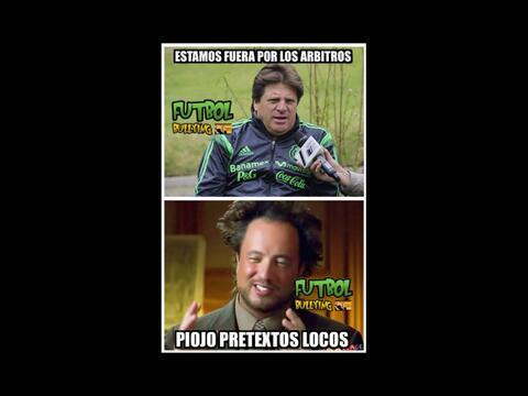La eliminación de México,  el error Jamaica-África...