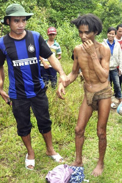 Un hombre de 82 años y su hijo de 41 fueron hallados en la jungla de Vie...
