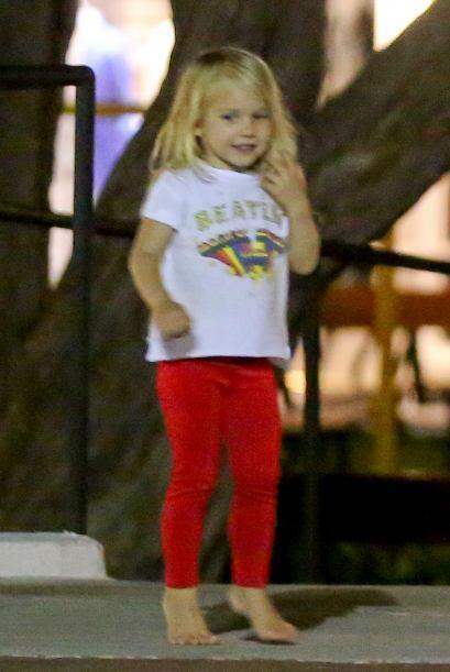 La pequeña Willow se ha convertido en una adorable chiquita.Mira aquí lo...