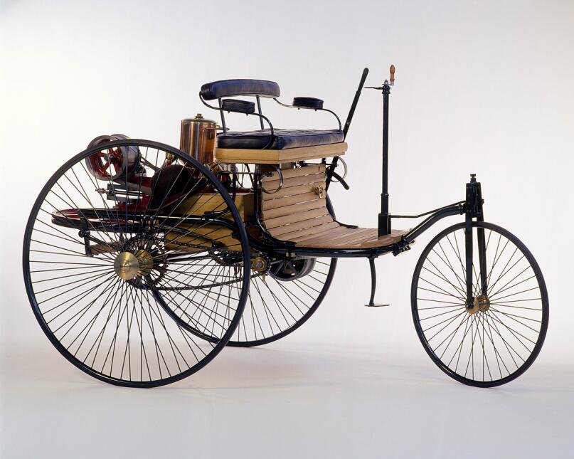 Benz Patent Motor Car 1886