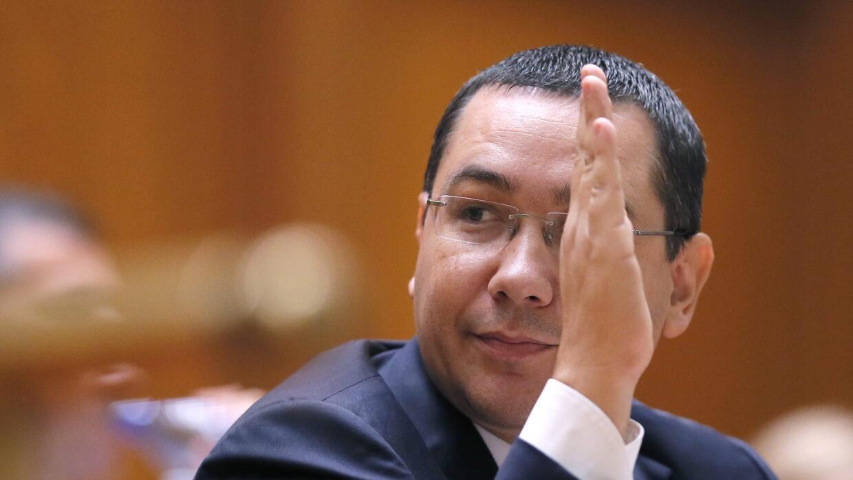 Víctor Ponta, primer ministro rumano, presenta su dimisión