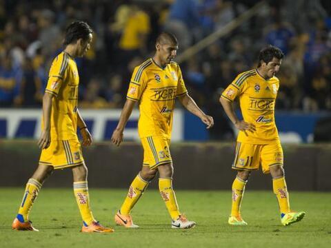 Tigres ha arrancado con el pie izquierdo el Clausura 2014, 3-0 cay&oacut...