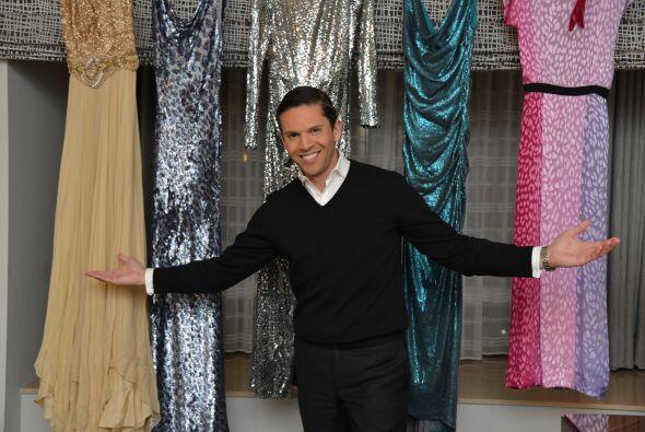 Rodner Figueroa 'El Fashionista de las Estrellas' está listo para vestir...