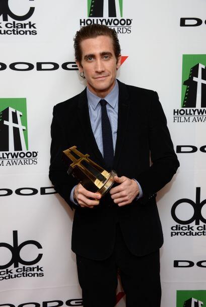 Se llevó a cabo la entrega número 17 de los Hollywood Film Awards, la pr...