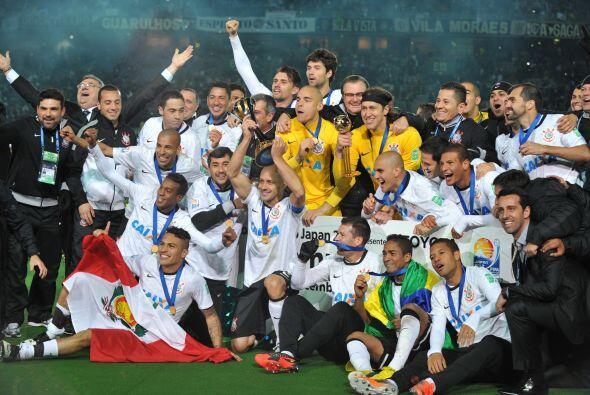 En el año 2006, fue la última vez que un equipo sudamericano ganó un Mun...