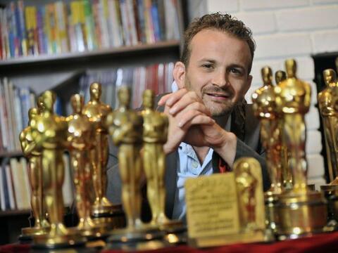 15 estatuillas de los premios Oscar se pusieron en puja dos días...