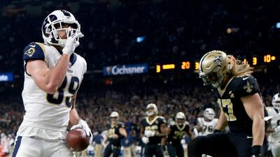 Fans crean petición para que se repita la Final de la NFC entre Saints y Rams