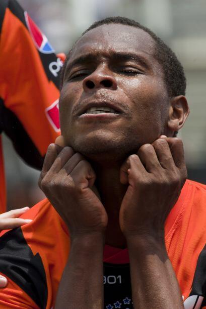 En México no faltaron las celebraciones curiosas, el ecuatoriano Félix B...