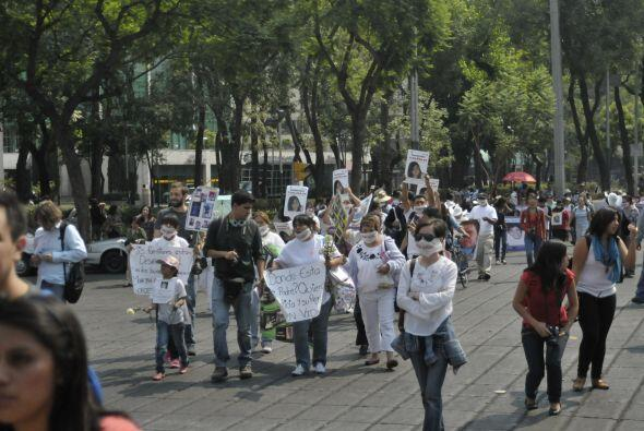 En otros puntos del país, como la urbe fronteriza Ciudad Juárez, madres...