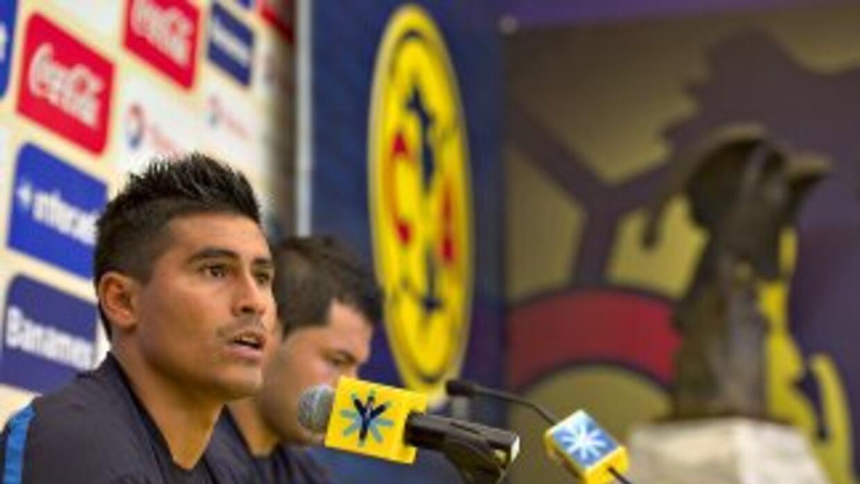 Osvaldo Martínez anhela que América vuelva a ser protagonista.