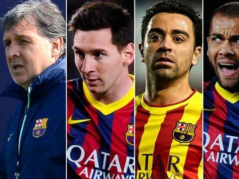 (Con información de EFE) El mejor Barça de la historia ent...