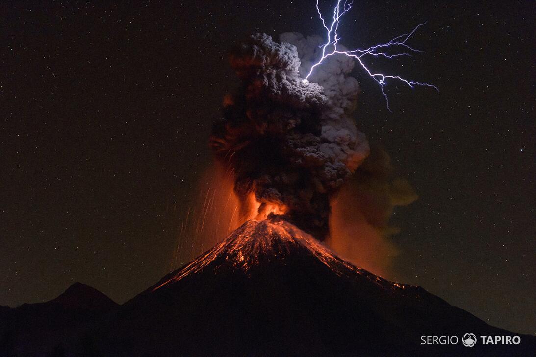 Volcán Colima
