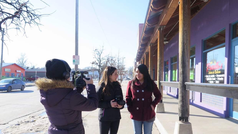 La DREAMER Mónica Reyes se ha convertido en líder hispana en Iowa