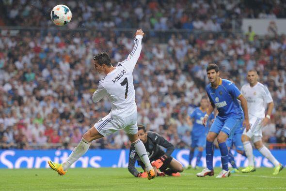 Cristiano Ronaldo lideró a su equipo en un duelo que resultó especial pa...