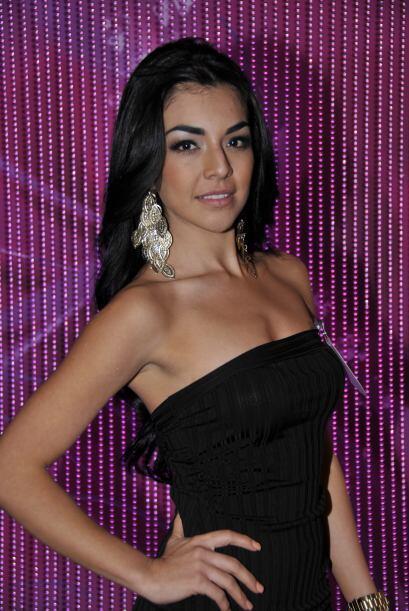 Con su belleza y talento promete asombrar a los jueces en Miami. ¿A tí q...