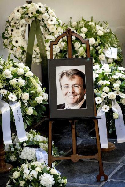 El príncipe Friso de Holanda, que murió el lunes a los 44 años por las s...