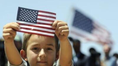 La Enmienda 14 de la Constitución de Estados Unidos garantiza la ciudada...