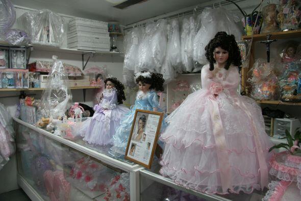 Desde las muñecas que adornaban la casa de tu abuela, hasta recuerdos de...
