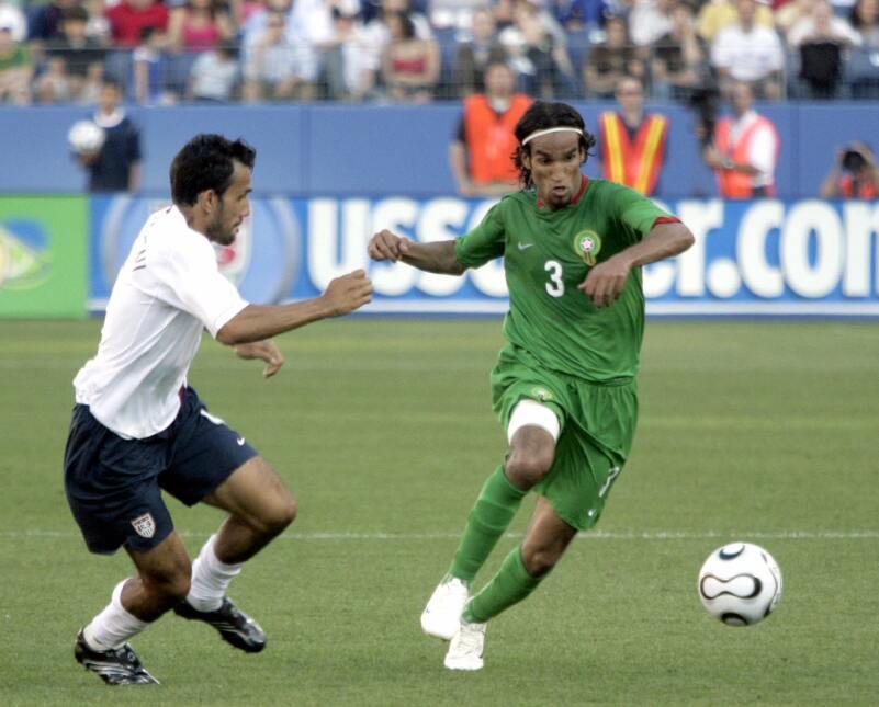 En 2006 la selección nacional de EEUU se presentó por primera vez en el...