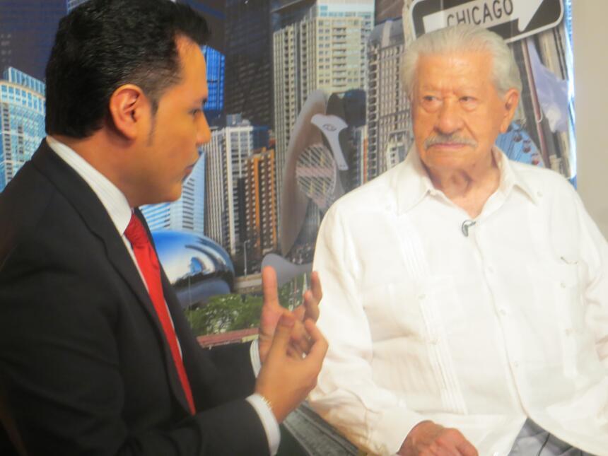 Ignacio López Tarso en Chicago