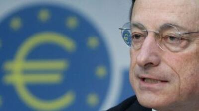 Draghi comparecerá solo y a puertas cerradas, y no tiene previsto hacer...